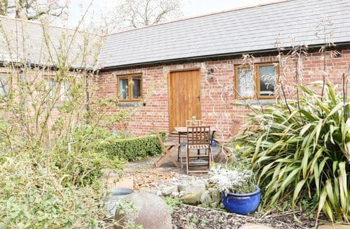 Last Minute Cottages - Stunning Burlton Cottage S98198