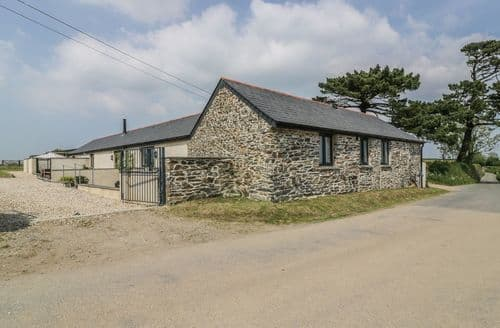 Last Minute Cottages - Quaint Cornwall Cottage S100819
