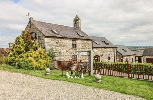 Last Minute Cottages - The Barn @ Minmore Mews