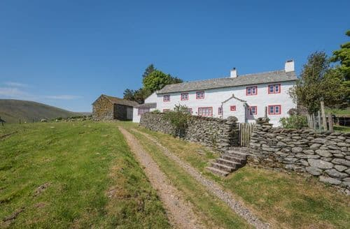 Last Minute Cottages - Carhullan Farmhouse