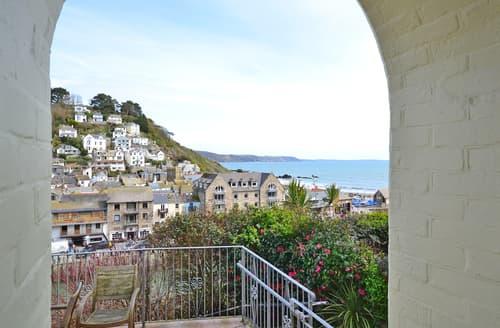 Last Minute Cottages - Stunning Cornwall Looe Apartment S134497