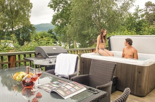 Big Cottages - Exquisite Bassenthwaite Lodge S134593
