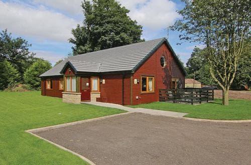 Big Cottages - Stunning Kincaple Lodge S134698