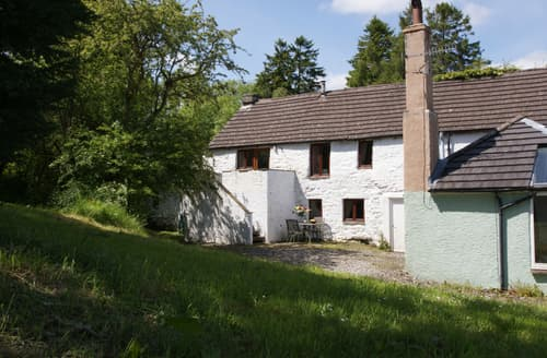 Last Minute Cottages - Ghyll Burn Cottage