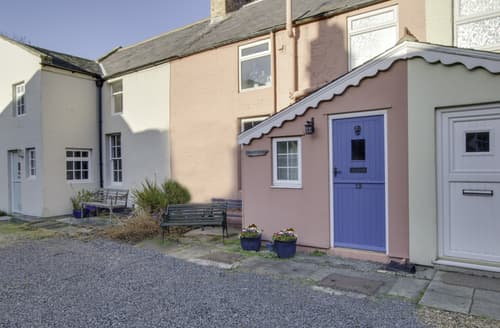 Last Minute Cottages - Stunning Warkworth & Amble Area Cottage S134741