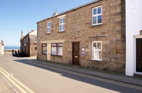 Big Cottages - Stunning Seahouses & Beadnell Area Cottage S134783