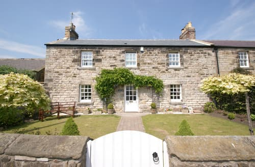 Last Minute Cottages - Gorgeous Alnmouth Area Cottage S134870