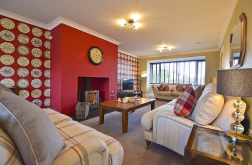 Big Cottages - Charming Seahouses & Beadnell Area Cottage S134926