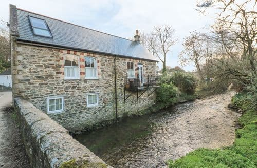 Last Minute Cottages - Charming Ladock Cottage S135119