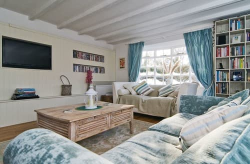 Last Minute Cottages - Inviting St Mawgan Cottage S135162