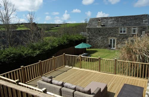 Last Minute Cottages - Tasteful St. Mawgan Cottage S135179