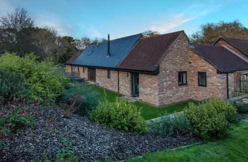 Last Minute Cottages - West Barns - Fernhill Farm