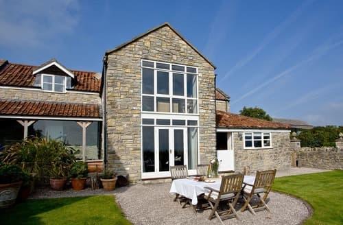 Last Minute Cottages - Luxury Cheddar Cottage S135239
