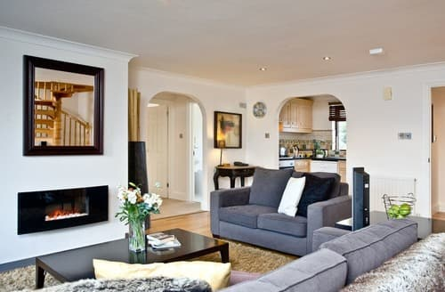 Big Cottages - Delightful Wadebridge Cottage S135241