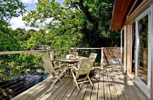 Last Minute Cottages - Delightful Bovey Tracey Lodge S135250