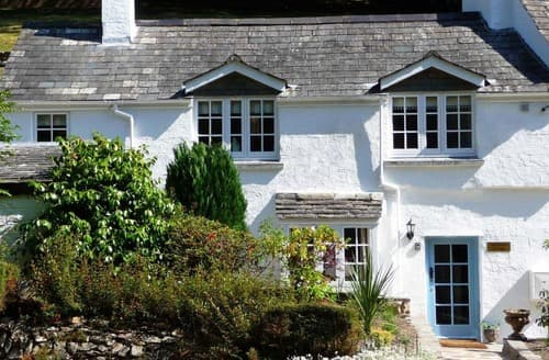 Last Minute Cottages - Lovely Polperro Cottage S135252