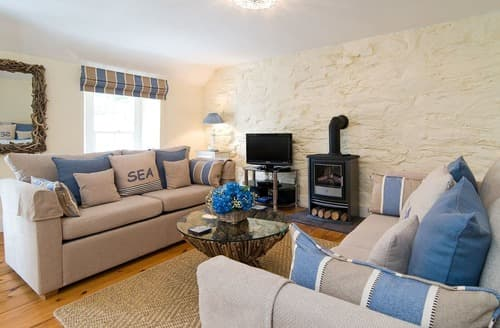 Last Minute Cottages - Quaint Polperro Cottage S135257