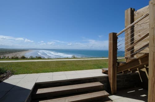 Last Minute Cottages - Stunning Saunton Apartment S135271