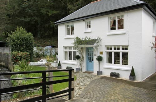 Last Minute Cottages - Luxury Polperro Cottage S135280