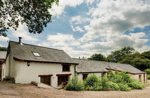 Last Minute Cottages - Luxury Chulmleigh Cottage S135287