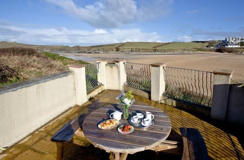 Last Minute Cottages - Quay House Seashore Newquay
