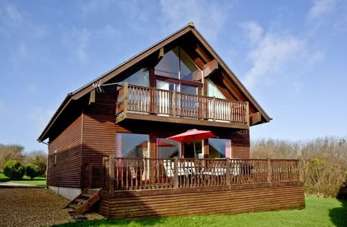 Last Minute Cottages - Ash Lodge - Retallack