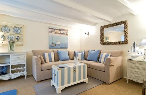 Last Minute Cottages - Adorable Polperro Cottage S135305