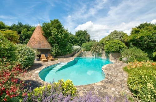 Last Minute Cottages - Captivating Shalfleet Cottage S135340