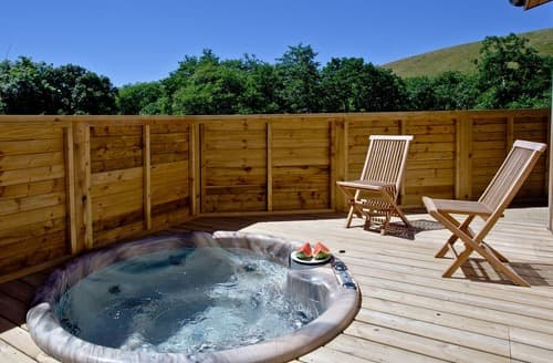 Last Minute Cottages - Charming Lanreath Lodge S135349