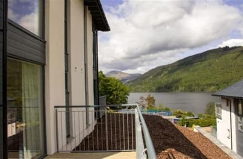 Last Minute Cottages - Alafia, Taymouth Marina