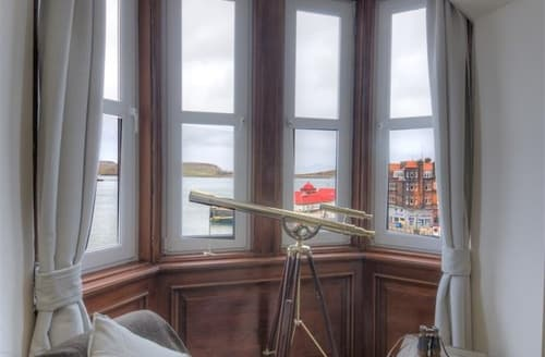 Last Minute Cottages - Luxury Oban Apartment S135445