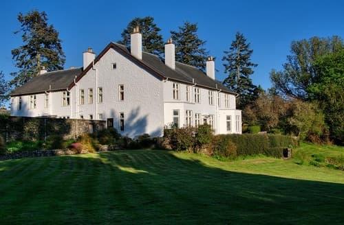 Last Minute Cottages - Luxury Castle Douglas Cottage S135454