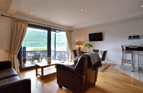 Last Minute Cottages - Luxury Aberfeldy Apartment S135458