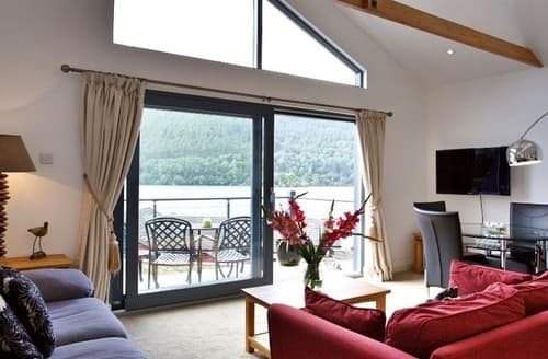 Last Minute Cottages - Charming Aberfeldy Apartment S135462