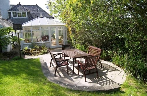 Last Minute Cottages - Luxury Dalbeattie Cottage S135475