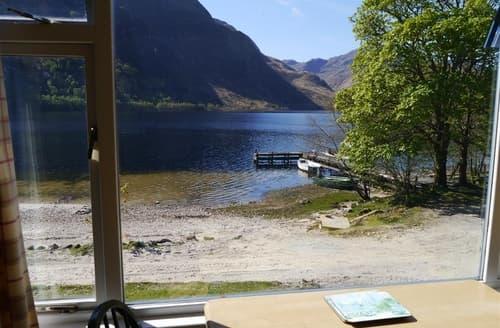 Last Minute Cottages - Adorable Glenfinnan Cottage S135485
