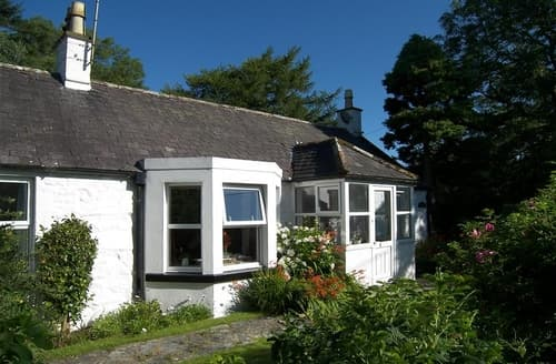 Last Minute Cottages - Gorgeous Castle Douglas Cottage S135494