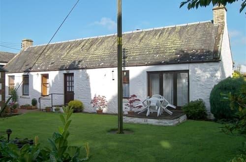 Last Minute Cottages - Splendid Castle Douglas Cottage S135515