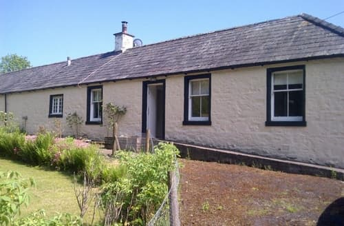 Last Minute Cottages - Superb Castle Douglas Cottage S135520