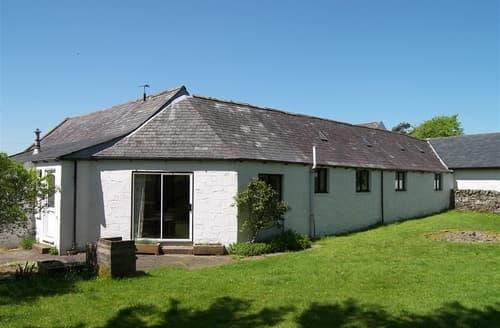 Last Minute Cottages - Kirkbride Old Steading