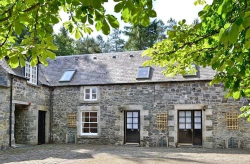 Last Minute Cottages - Attractive Biggar Cottage S135554