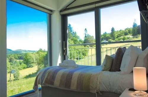 Last Minute Cottages - No 5 Lawers View, Taymouth Marina