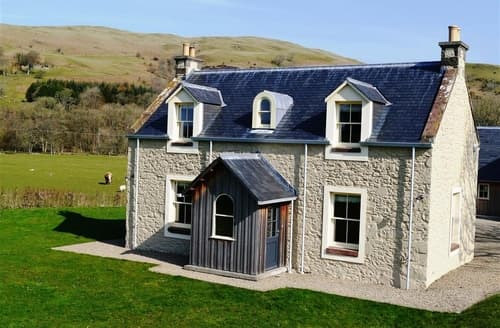 Last Minute Cottages - Pinclanty Mill Cottage