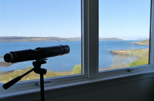 Last Minute Cottages - Delightful Oban Cottage S135615