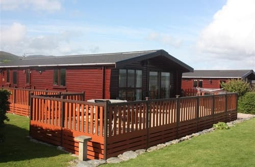 Last Minute Cottages - Superb Castle Douglas Lodge S135626