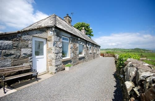 Last Minute Cottages - Excellent Castle Douglas Cottage S135637