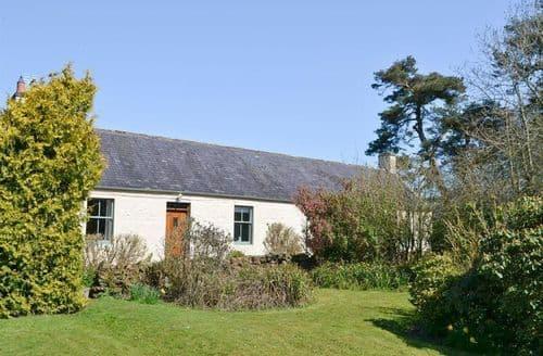 Last Minute Cottages - Williamwood Cottage
