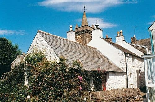 Last Minute Cottages - Captivating Kirkcudbright Cottage S135650