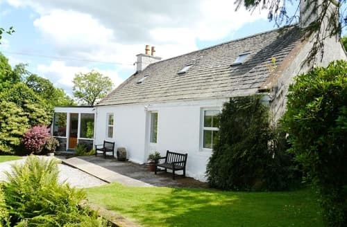 Last Minute Cottages - Beautiful Castle Douglas Cottage S135651