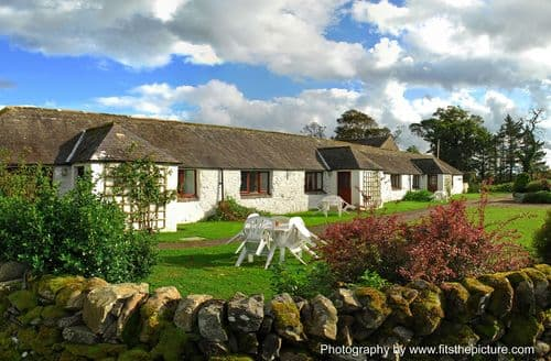 Last Minute Cottages - Beautiful Newton Stewart Cottage S135653